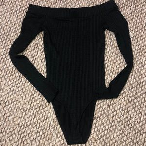 ~3 x $20~  One clothing off the shoulder bodysuit